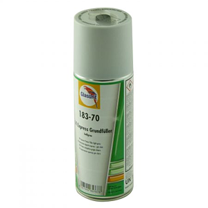 183-70 1k-Express-Grundfüller Spray hellgrau 400ml